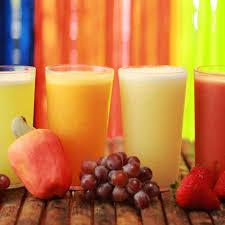 Tropical Pulp Juices | Sucos de polpa